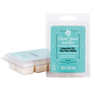 Picture of Clear Your Sniffer - Essential Oil Soy Wax Melts